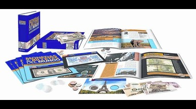 EL PERIÓDICO llança una gran col·lecció de bitllets del món