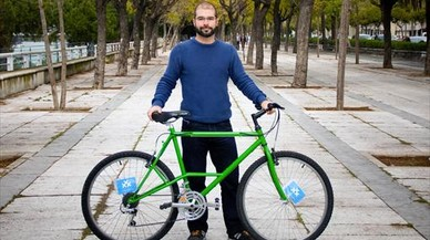 Gregorio Magno: «¿Y si premiamos a la gente por ir al trabajo en bici?»