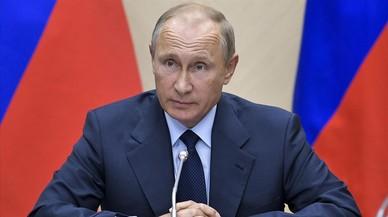 Putin proclama la destrucción del arsenal químico de Rusia