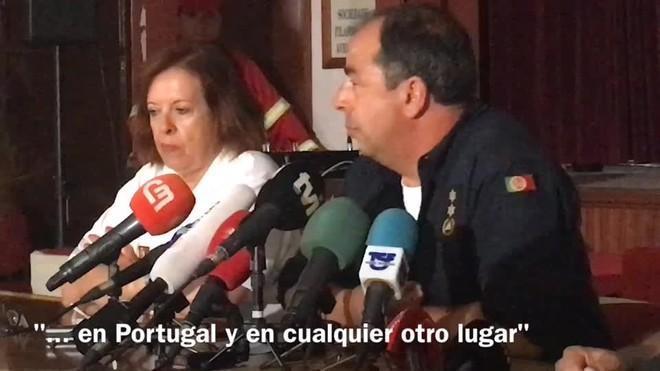 """Protecció Civil de Portugal: """"Vam fer tot el possible amb els mitjans disponibles"""""""
