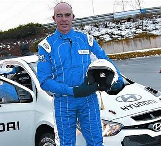 Hyundai i20 WRC :Primer paso para ser campe�n
