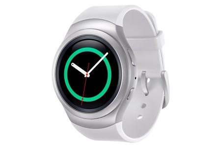 El modelo deportivo del reloj inteligente de Samsung.