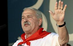 El sindicalista minero Fernández Villa cobra una pensión falsa