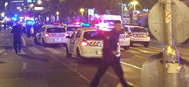 Una fuerte explosi�n sacude el centro de Budapest