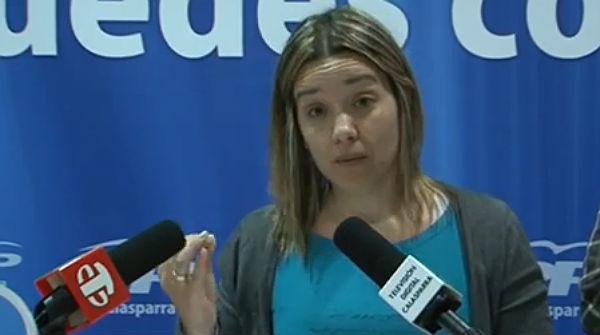 Una regidora del PP de Calasparra equipara avortament i terrorisme
