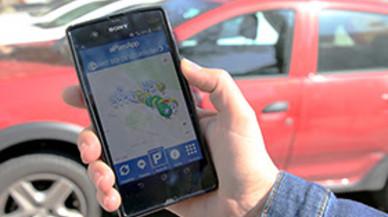 La zona blava de Sant Boi ja es pot pagar des del mòbil