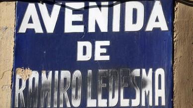 Una jutge d'Alacant suspèn el canvi de nom de carrers franquistes a petició del PP