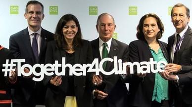 Grans ciutats contra el canvi climàtic