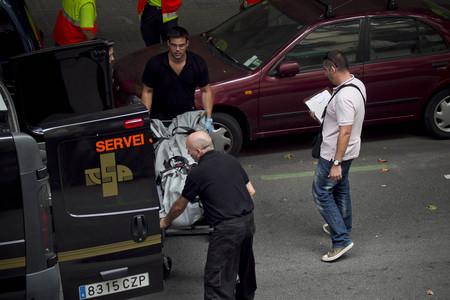 Un hombre mata a su pareja en un piso de barcelona - Calle borrell barcelona ...