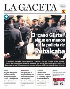 La Gaceta, 6-2-2013.