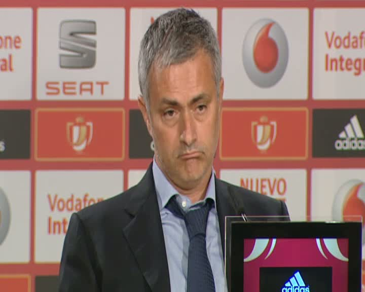 Mourinho: &#34;He fracasado, es la peor temporada de mi carrera&#34;