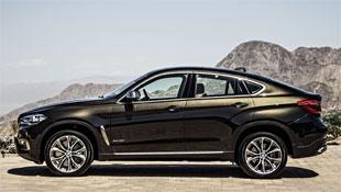 BMW X6, segundo asalto
