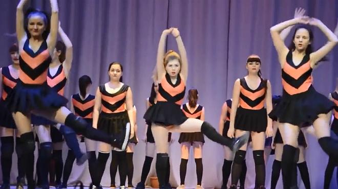 Las autoridades rusas han cerrado la escuela orenburg por este baile.