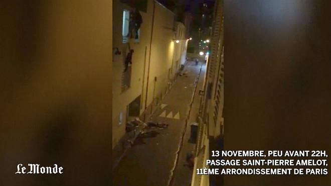 Masacre en la sala Bataclan de París