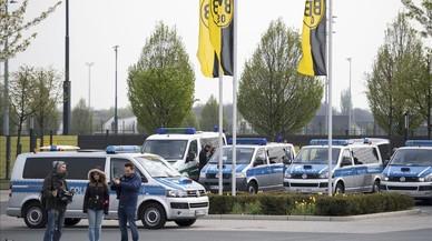 Un grup d'ultradreta reivindica l'atemptat a Dortmund