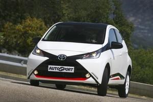 Toyota Aygo Copa 1.0: De los rallyes a tu casa