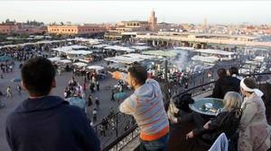 jgblanco22491180 mas periodico plaza jemaa el fna de marrakech foto xavier170608130355