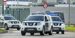 La Guardia Civil en el Port de Barcelona