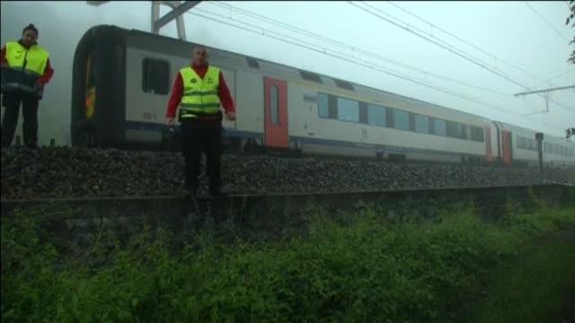 Tres morts i una quarantena de ferits en un xoc de trens a Bèlgica