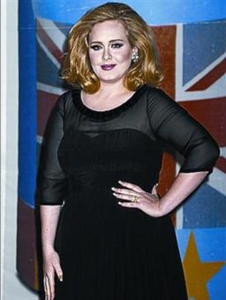Adele le pone un piso a su madre