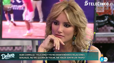 Tots els dards d'Alba Carrillo a Feliciano López al 'Sálvame Deluxe'