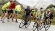 Contador asume su error en los Lagos y anuncia que no se rinde en la Vuelta