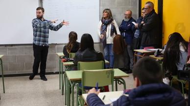 Todo el alumnado de 4º de ESO de L'Hospitalet ya conversa en inglés