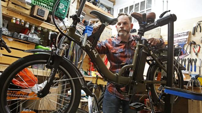 La bicicleta elèctrica s'obre camí