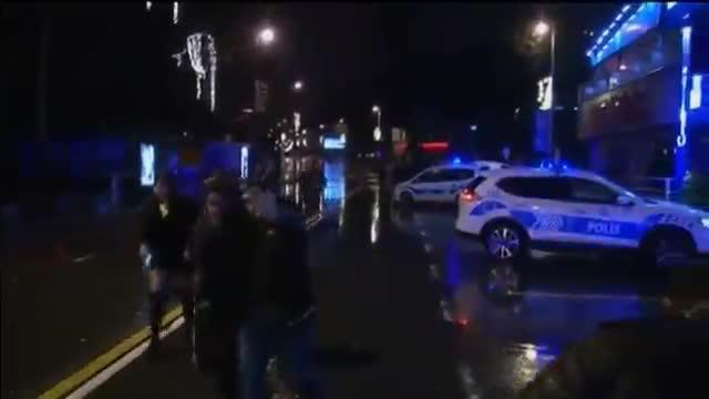 Caça a l'home a Istanbul després de la massacre terrorista