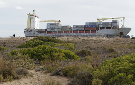 La tromba deja hasta 226 litros en la Comunidad Valenciana y más de 1.000 avisos de emergencias