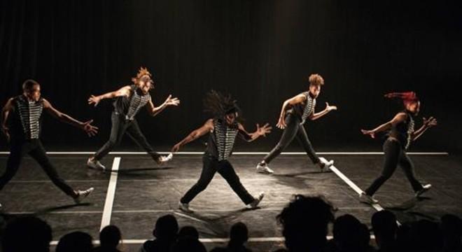 Concurs de danses urbanes