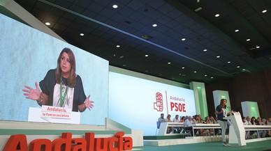Díaz demana a Sánchez que no la faci triar entre el PSOE i Andalusia