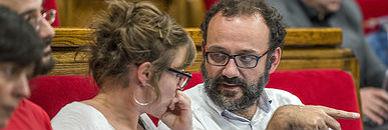 La CUP exige a Puigdemont un refer�ndum a inicios del 2017
