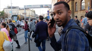 De Eritrea a Hungría, la gran odisea de Dris