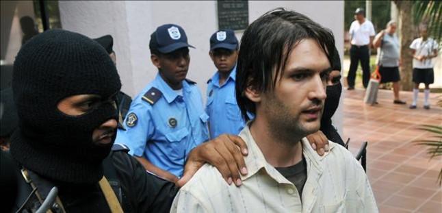 Arrestado en Nicaragua el 'n�mero uno' de los delincuentes m�s buscados por el FBI