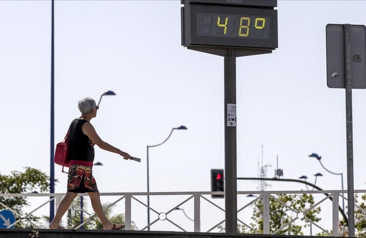 Los escolares andaluces podrán faltar a clase esta semana por el calor