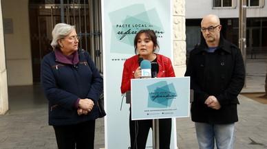 Entidades de Badalona impulsan el Pacto Local por el Referéndum