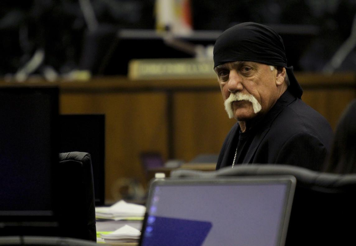 Indemnización de 100 millones a Hulk Hogan por un vídeo sexual