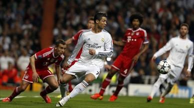 El Bayern-Reial Madrid, en directe 'on line'