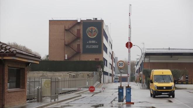 Bacardí anuncia que tanca la planta de Mollet
