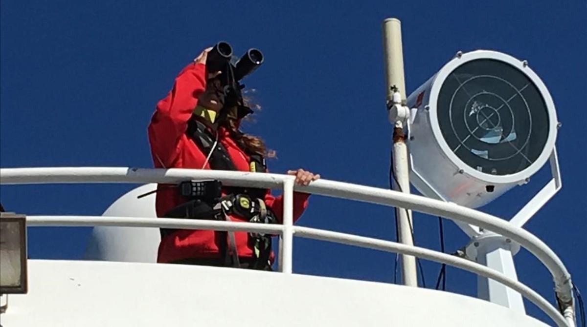 Sense barcasses d'immigrants, amb helicòpters militars libis