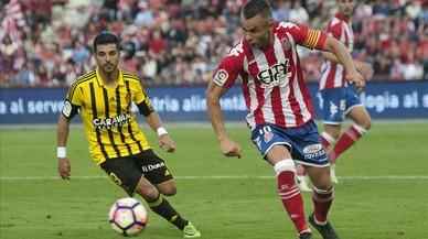 Girona i Saragossa firmen l'empat més previsible i feliç (0-0)