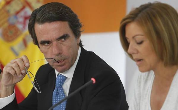 "Cospedal acusa el tripartit i Zapatero de sembrar la ""llavor rupturista"" a Catalunya"