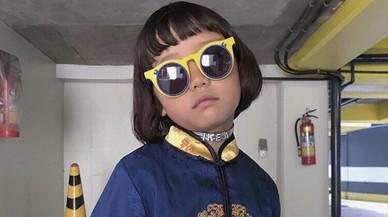 Coco, la 'miniinstagramer' japonesa