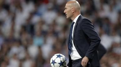 """Zidane: """"Més enllà de la targeta i els gols en fora de joc, hem merescut passar"""""""