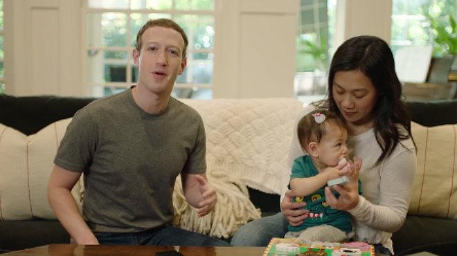 Mark Zuckerberg presenta l'assistent virtual Jarvis