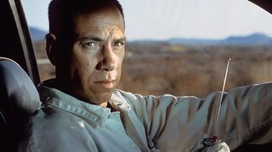 Miguel Ferrer, actor de reparto.