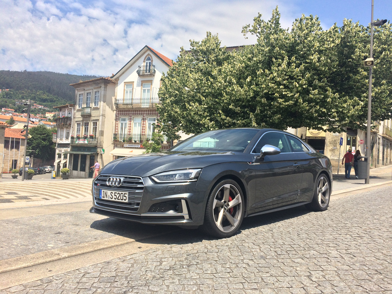 Nuevos Audi A5 coup� y S5 coup�