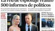 De l'oasi sec al 'Watergate català'; espionatge massiu