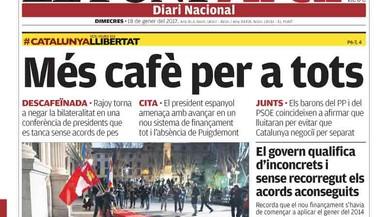 El Estado se blinda frente a Puigdemont, asegura 'La Razón'